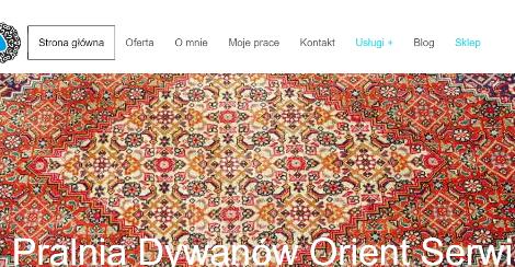 Profesjonalna Pralnia Dywanów Wełnianych, Orientalnych, Perskich